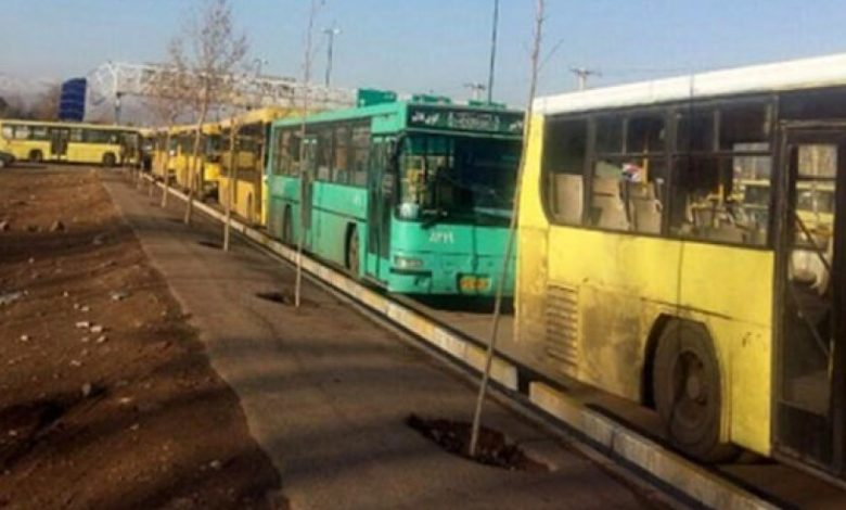 Photo of اعتصاب رانندگان اتوبوس شهری زنجان: