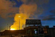 Photo of انفجار خط أنابيب الغاز الإيراني إلى تركيا