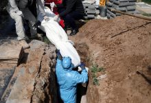 Photo of إيران: 3111 إصابة جديدة و141 وفاة بكورونا خلال الـ24 ساعة الماضية