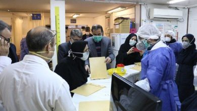 Photo of مدير مستشفى إيرانى: أعداد المصابين بكورونا أضعاف الأرقام المعلنة