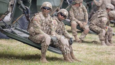 Photo of توقف بیسابقه تحرکات نیروهای آمریکایی در جهان به دلیل کرونا
