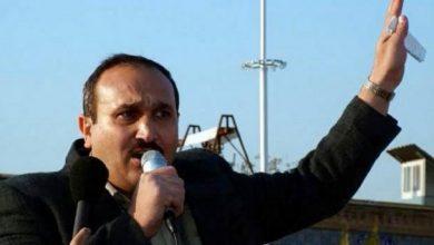 Photo of عباس لسانی فعال سیاسی و ملی آزربایجانی محبوس در زندان اردبیل از هدف رژیم برای برای کشتن زندانیان سیاسی به بهانه کرونا خبر داد!