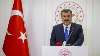 Photo of شمار قربانیان ویروس جدید کرونا در ترکیه به 21 نفر افزایش یافت