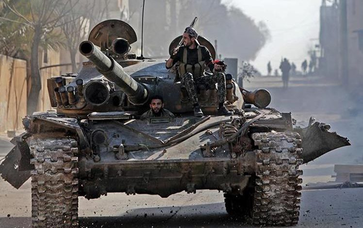 Photo of Syrian Army will seek to down any aircraft breaching airspace