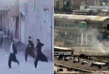 Photo of سرکوب مسلحانه زندانیان در تبریز/ فرار آزادانه زندانیان در سقز