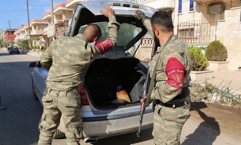 Photo of Attack on Turkish-Russian patrol: bridge exploded