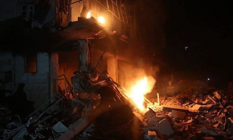 Photo of Russian airstrikes kill 9 civilians in Idlib