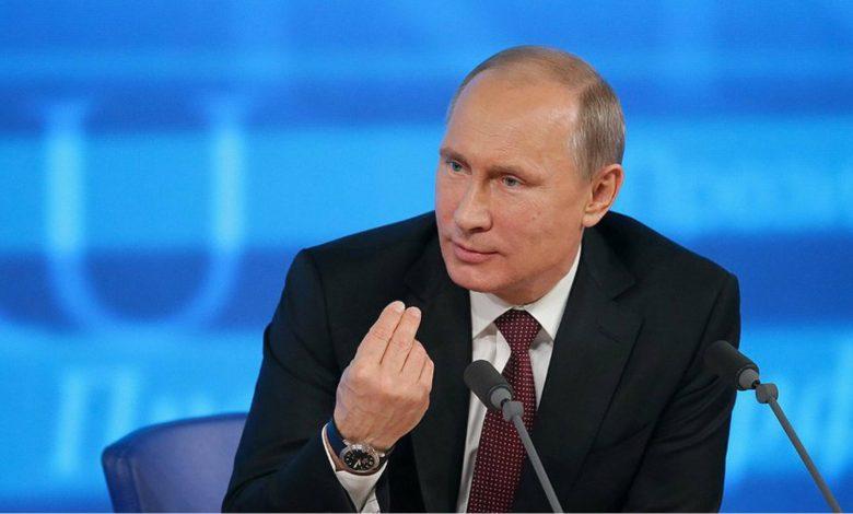 Photo of Vladimir Putin: I'm not a tsar