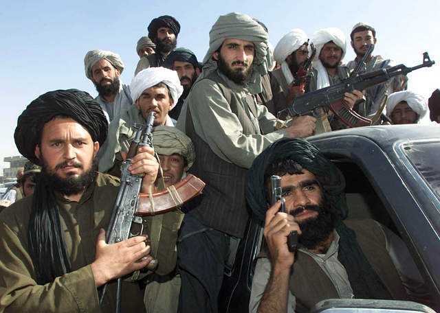 Photo of Taliban Əfqanıstanla danışıqları dayandırdı