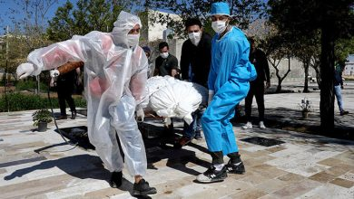 Photo of الصحة الإيرانية: تسجيل 2875 إصابة جديدة و124 وفاة بفيروس كورونا خلال 24 ساعة الماضية