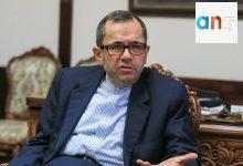 Photo of ایران «عامل ترور» خواندن دیپلماتهایش توسط آمریکا را «دروغ پراکنی» خواند