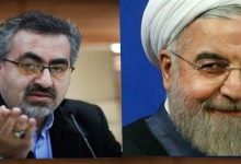 Photo of روحانی: برخی استانهای سفید داریم؛ جهانپور : هیچ استانی در وضعیت سفید نداریم