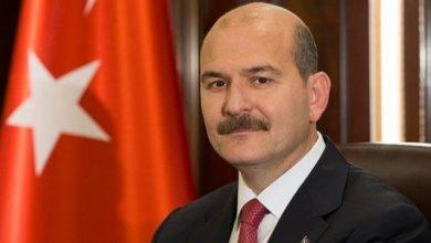 Photo of Türkiyə Daxili İşlər naziri Süleyman Soylu istefa verdi
