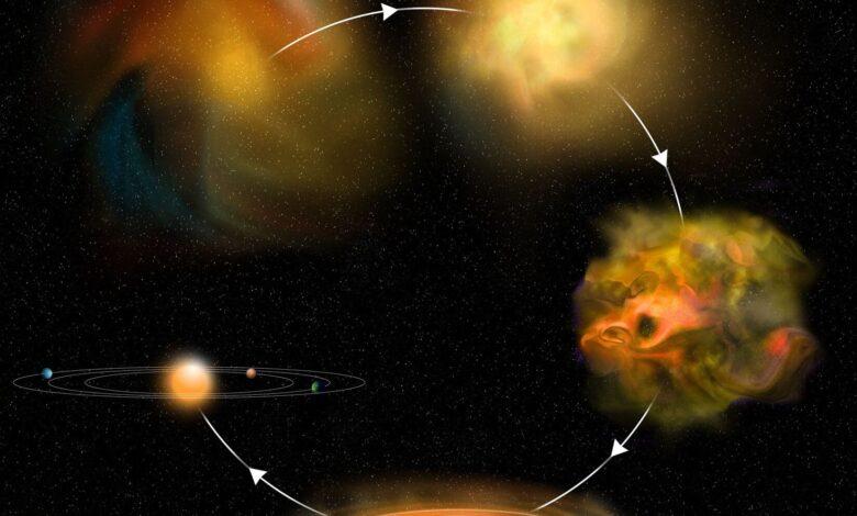 Photo of کهکشانهای دیسک که پس از بیگ بنگ شکل گرفته اند ممکن است قدیمی تر از آنچه فکر می کردیم باشد