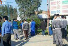 Photo of اعتصاب کارگران پتروشیمی رجال ماهشهر