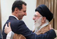 "Photo of مسؤول إيراني ينفي ""مشروع التخلص من بشار الأسد"""
