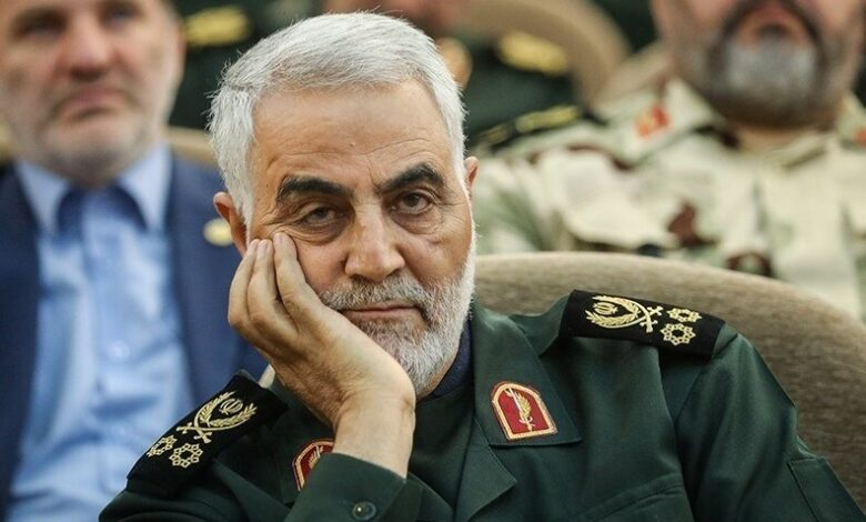 """Photo of إيران تطلق """"جائزة عالمية"""" باسم قاسم سليماني تمنح لـ""""فصائل المقاومة"""""""