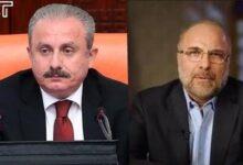 Photo of قالیباف در گفتگو با همتای تُرک خود از تشکیل گروه دوستی-پارلمانی ایران و ترکیه خبر داد
