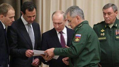 Photo of پوتین، پایگاههای نظامی بیشتری در سوریه ایجاد میکند