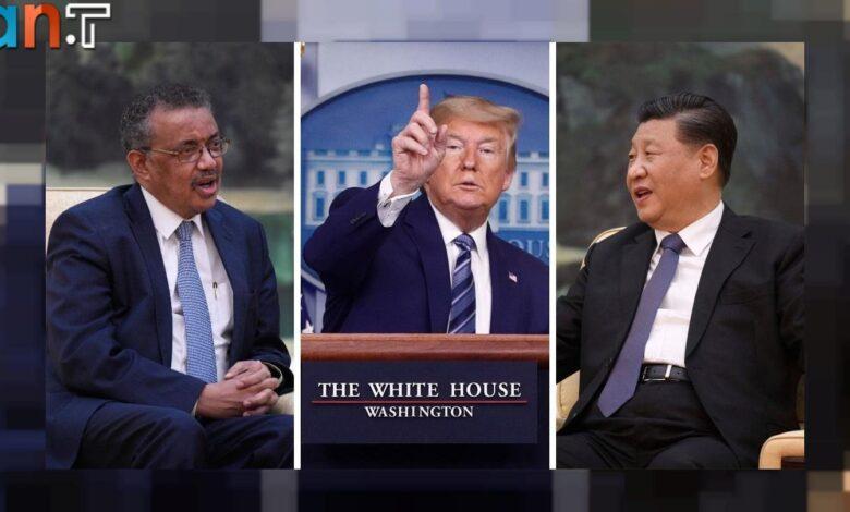 Photo of ترامپ سازمان جهانی بهداشت را تهدیدی کرد؛ وعده ۲ میلیاردی چین، حمایت اتحادیه اروپا