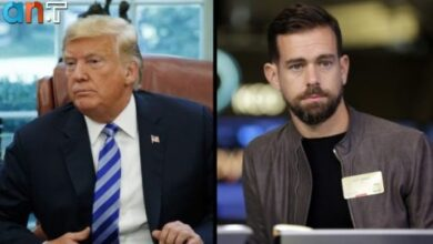 Photo of توییتر، پیام ترامپ را به علت ستودن خشونت پنهان کرد