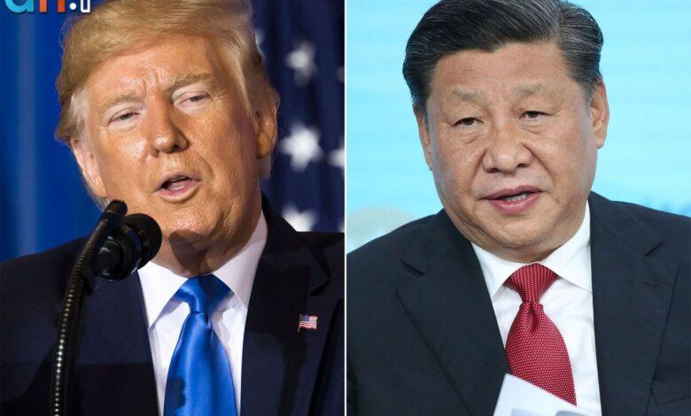 Photo of ترامپ از احتمال قطع روابط آمریکا با چین سخن گفت