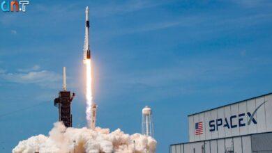 Photo of سفر به تعویق افتاده فضایی آغاز شد؛ موشک اسپیساکس پرتاب شد