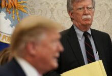 Photo of Bolton says Trump turned 'a blind eye' to the coronavirus pandemic