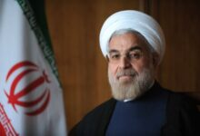 Photo of Rouhani: The Iranian people suffer because of this war