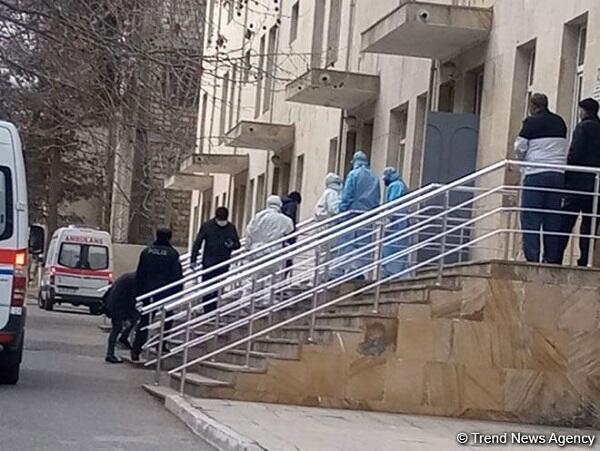 Photo of В Азербайджане выявлено 379 новых случаев инфицирования коронавирусом