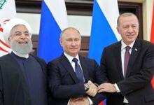 Photo of اجتماع آستانه الافتراضي: تأكيد إيران وروسيا وتركيا على الحل السلمي في سوريا