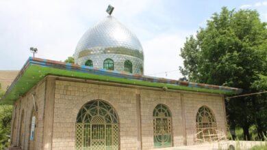 Photo of Most of Ardabil's tombs are located in Khalkhala