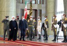 Photo of مصطفی الکاظمی برای دیدار با خامنهای و روحانی وارد تهران شد