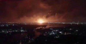 Photo of İranda dəhşətli partlayışlar: bu dəfə raket anbarları havaya uçdu