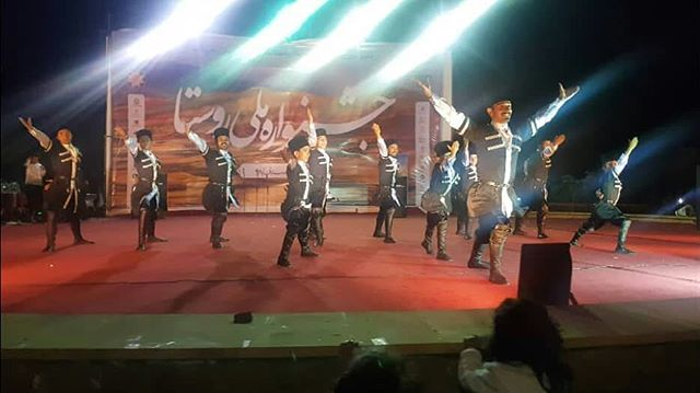 Photo of Azerbaijan's Zangandens dance group became the third in the world