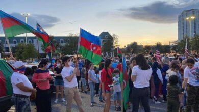 Photo of Nyu-yorkda Azərbaycan ordusuna dəstək mitinqi keçirilib