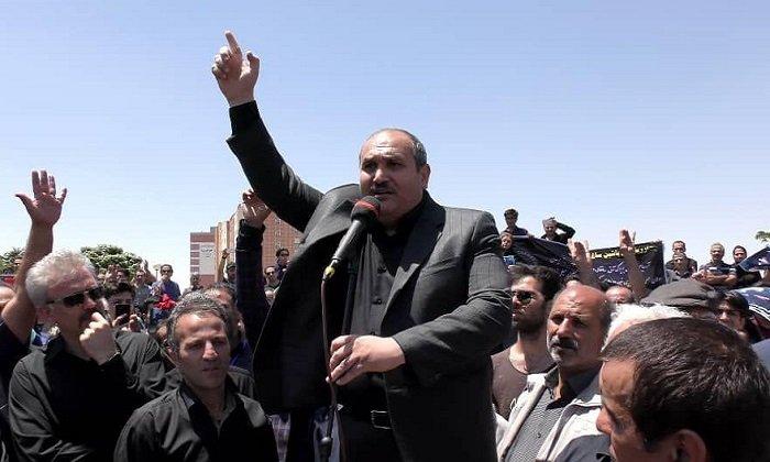 Photo of Аббас Лисани был приговорен к 15 годам лишения свободы