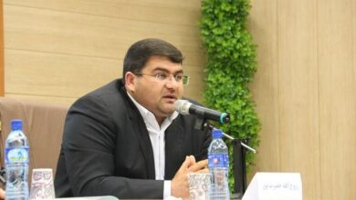 "Photo of Urmu MP protested against Iranian television calling Karabakh an ""Armenian settlement"""
