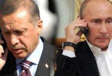 Photo of Erdogan and Putin had phone conversation: Agreement