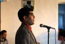 Photo of Activist Bahman Nasirzadeh was acquitted