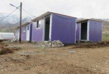Photo of «۱۶مدرسه شهرستان ورزقان» در کانکس دایر است