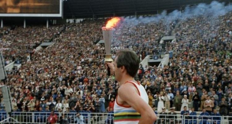 Photo of Olimpiya oyunlarının məşəli satılıb