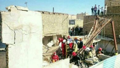 Photo of Tehranda yaşayış binasında partlayış baş verib