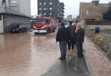 Photo of Xalxal şəhərində keçidləri su basdı