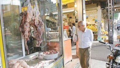 Photo of ٖبیش از ۲ میلیون خانوار در ایران طی یک سال اصلا «گوشت قرمز نخوردهاند»