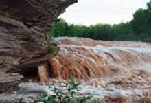 Photo of The floods in western Azerbaijan have caused many injuries