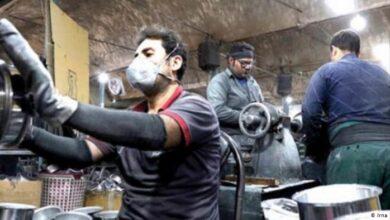 Photo of İranda işçilər etirazlar keçirir