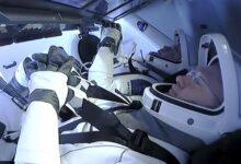 Photo of دو فضانورد آمریکایی ناسا با موفقیت به زمین بازگشتند