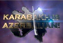 """Photo of """"Karabakh is Azerbaijan!"""" Şüarının təbliğ olunmasi ilə bağlı kampaniyaya başladı"""