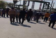 Photo of İranda işçilər kütləvi etirazlar keçirir